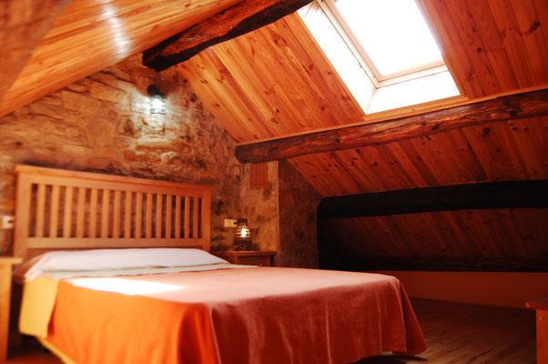 Dormitorio de Montañesa