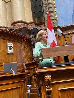 Sandra Locher Benguerel, Nationalrätin