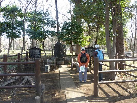 徳冨蘆花夫妻墓所