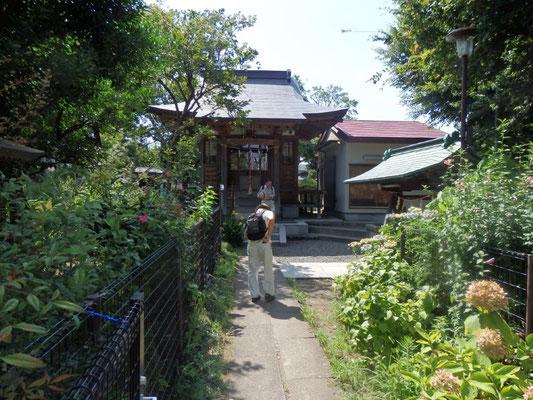 厳島神社(碑文谷公園)