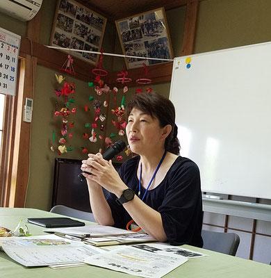 CSW 樋口敬子さん
