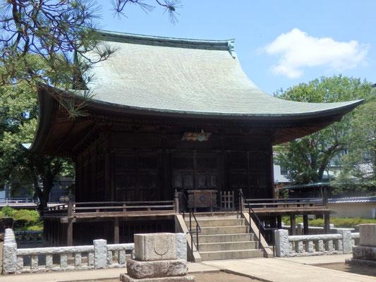 経王山 円融寺釈迦堂