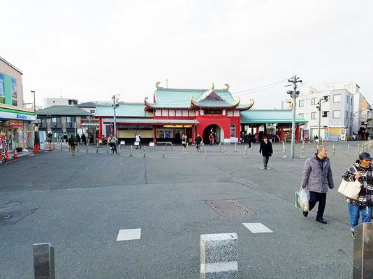 小田急江の島駅舎