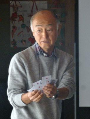 睦自治会 池田恭平氏