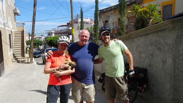 Thank you Denise. Warmshower in Mazatlan