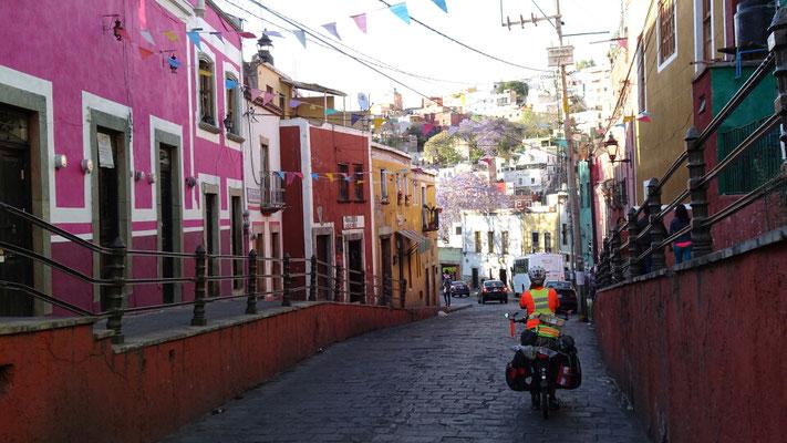 Guanajuato- the colonial mining city