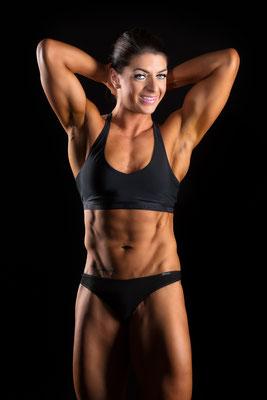 Posing Fitnessfoto