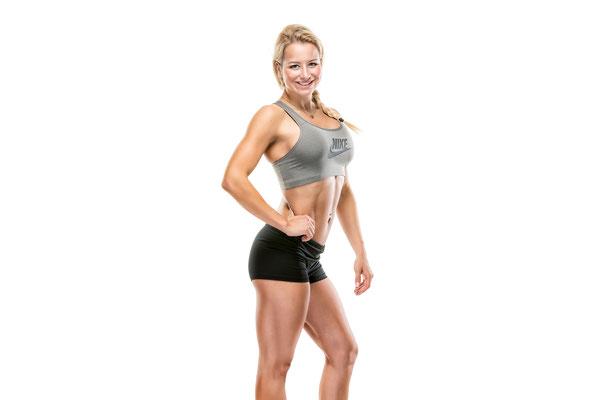 Fitnessathletin