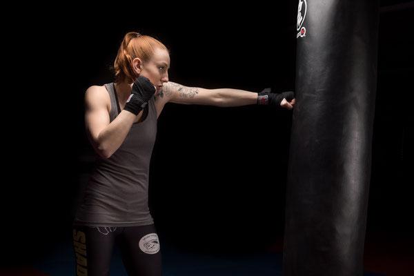 Kampfsport Boxen