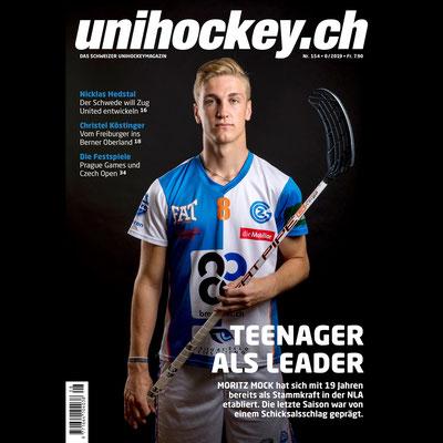 Unihockeyspieler