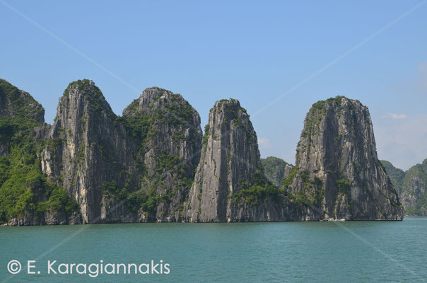 Ha Long Bay/Vietnam 2014