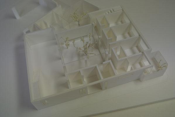 建築模型 住宅模型