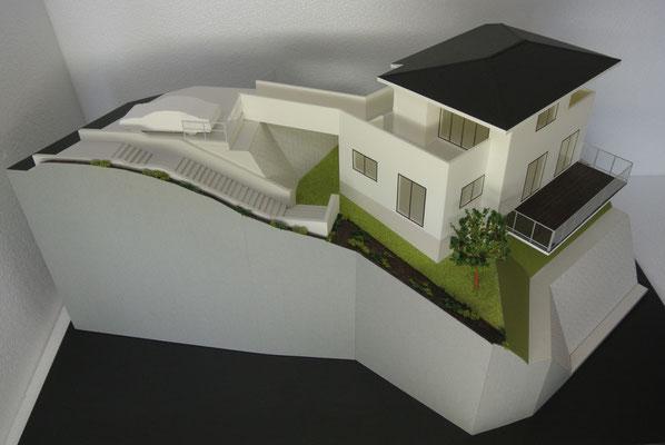 建築模型 住宅模型 造成地模型