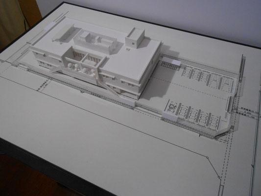 建築模型 プレゼン模型