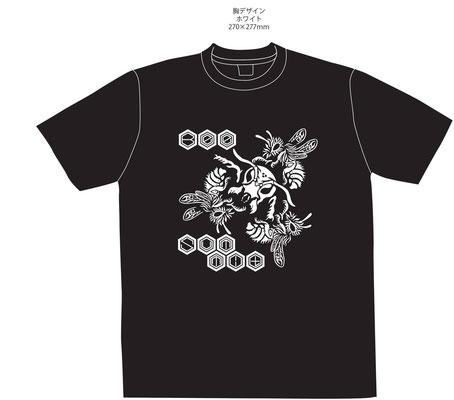 ミツバチサミットTシャツ