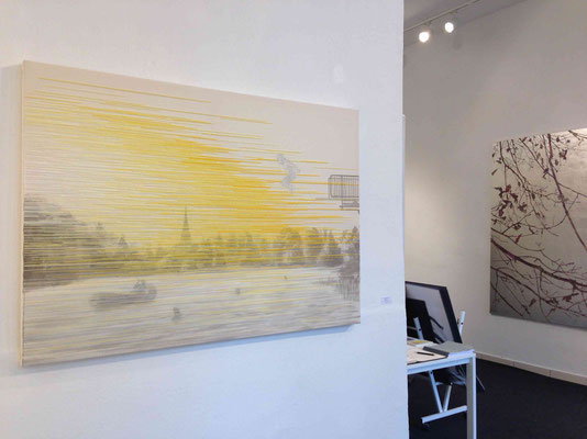 Der Geruch nach Regen, Galerie Lesmeister, 2013