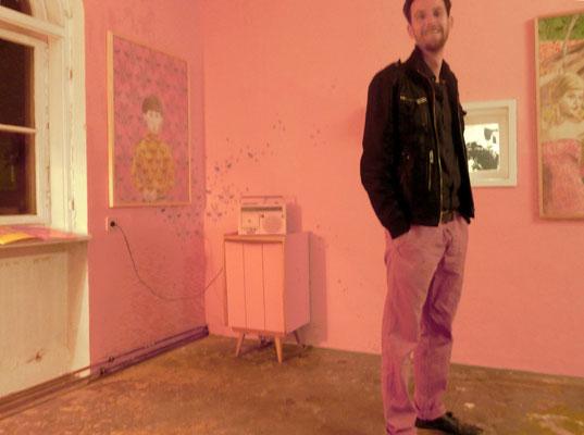 """2 x 3 macht 4"", STROKE urban art fair, München, 2012"