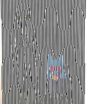 Elephant Mood, 101 x 81 cm, 2019