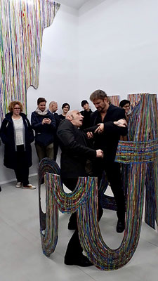 thear, performance with Philipp Hochmair (go to performance to watch on youtube)