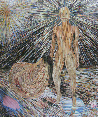 I Love Art, 205 x 175 cm, 2011