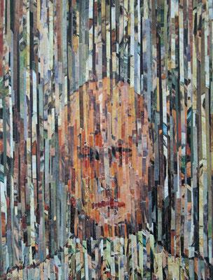 Paul, 50 x 40 cm, 2009