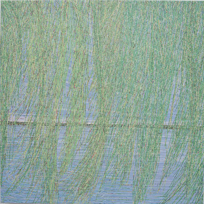 uehli, 70 x 70 cm, 2007