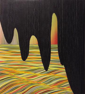 I Hate Art, 56,5 x 50,5 cm, 2015