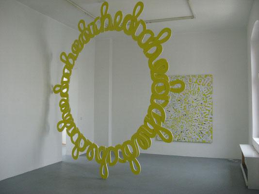 Installation View, Galerie Jette Rudolph, 2011