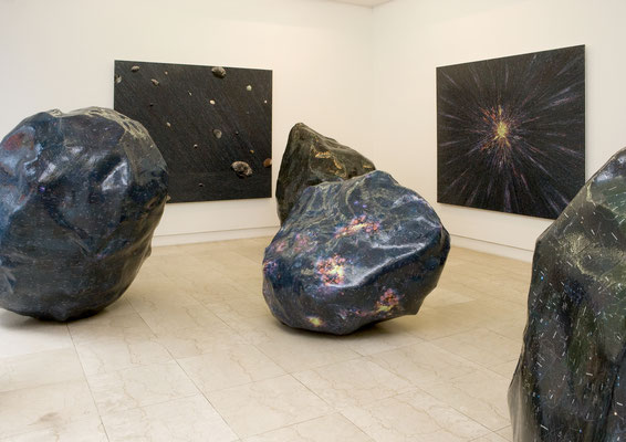 Installation View, Alles wird gut, Hilger Contemporary, Vienna, 2009