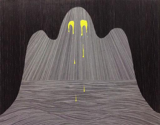 Boo, 71 x 56 cm, 2016