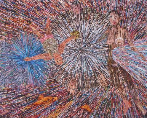 Große Freude, 205 x 240 cm, 2011