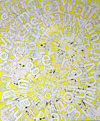 Taum A, 205 x 175 cm, 2010