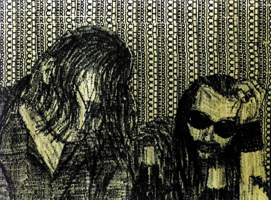 ERICHERICH, 48 x 52,5 cm, 1997