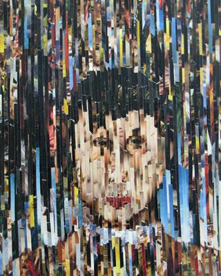 Rafael, 50 x 40 cm, 2009
