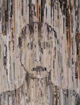 Franzisco, 50 x 40 cm, 2009
