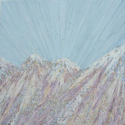 noch 5 Minuten, 70 x 70 cm, 2007