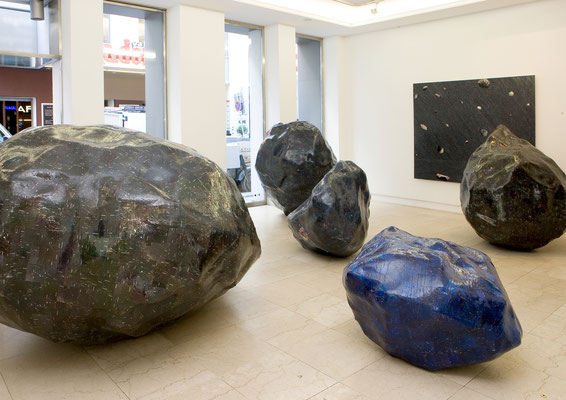 Installation view, Hilger Contemporary, Vienna, 2009