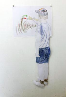 Why Think? 170 x 85 cm