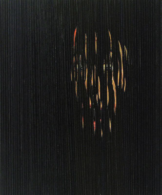 Bad Blood, 50 x 40 cm, 2015