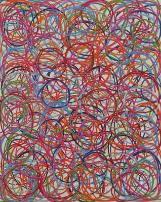 Artificial Tumbleweed 3, 51 x 41 cm, 2014