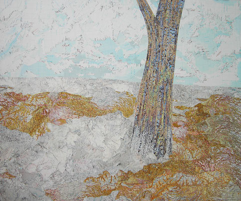 0 Grad, 130 x 110 cm, 2005