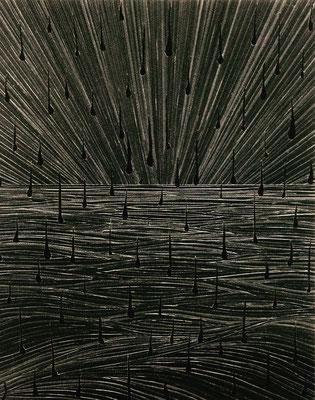 No Rain, 51 x 41 cm, 2016