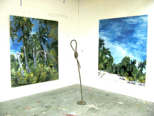 Studioview, LUCK, Amen, Kunst im öffentlichen Traum, 2014
