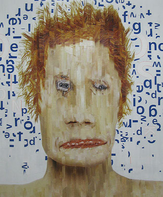 Ode To No, 205 x 175 cm, 2010