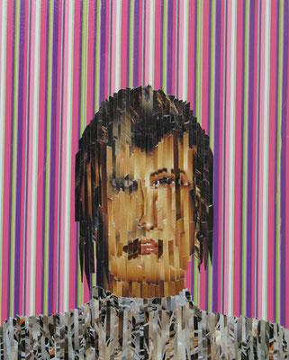 o.T., 50 x 40 cm, 2010