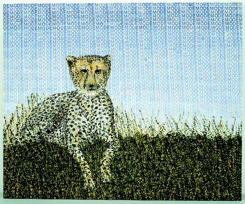 Zoo, 120 x 150 cm, 2001