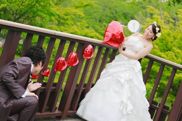 山梨県写真スタジオ 山梨写真館 スタジオ写真館 和装前撮り フォトウェディング 結婚写真