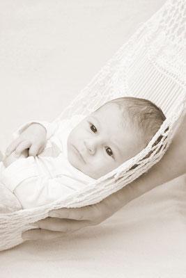 Homeshooting, Baby in der Hängematte, Zetzwil