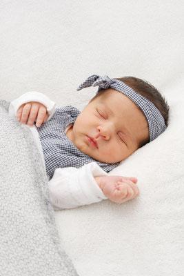Babyfotografie, schlafendes Baby, Olten