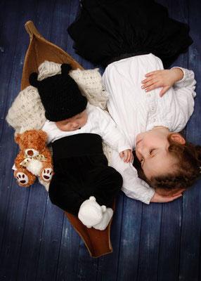 Babyfotograf, Geschwisterfoto, Aargau